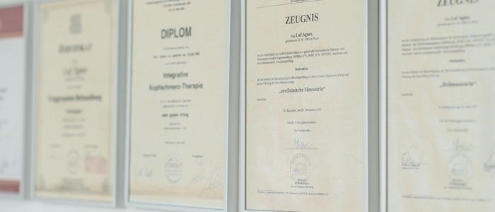 Agens Luf Diplom